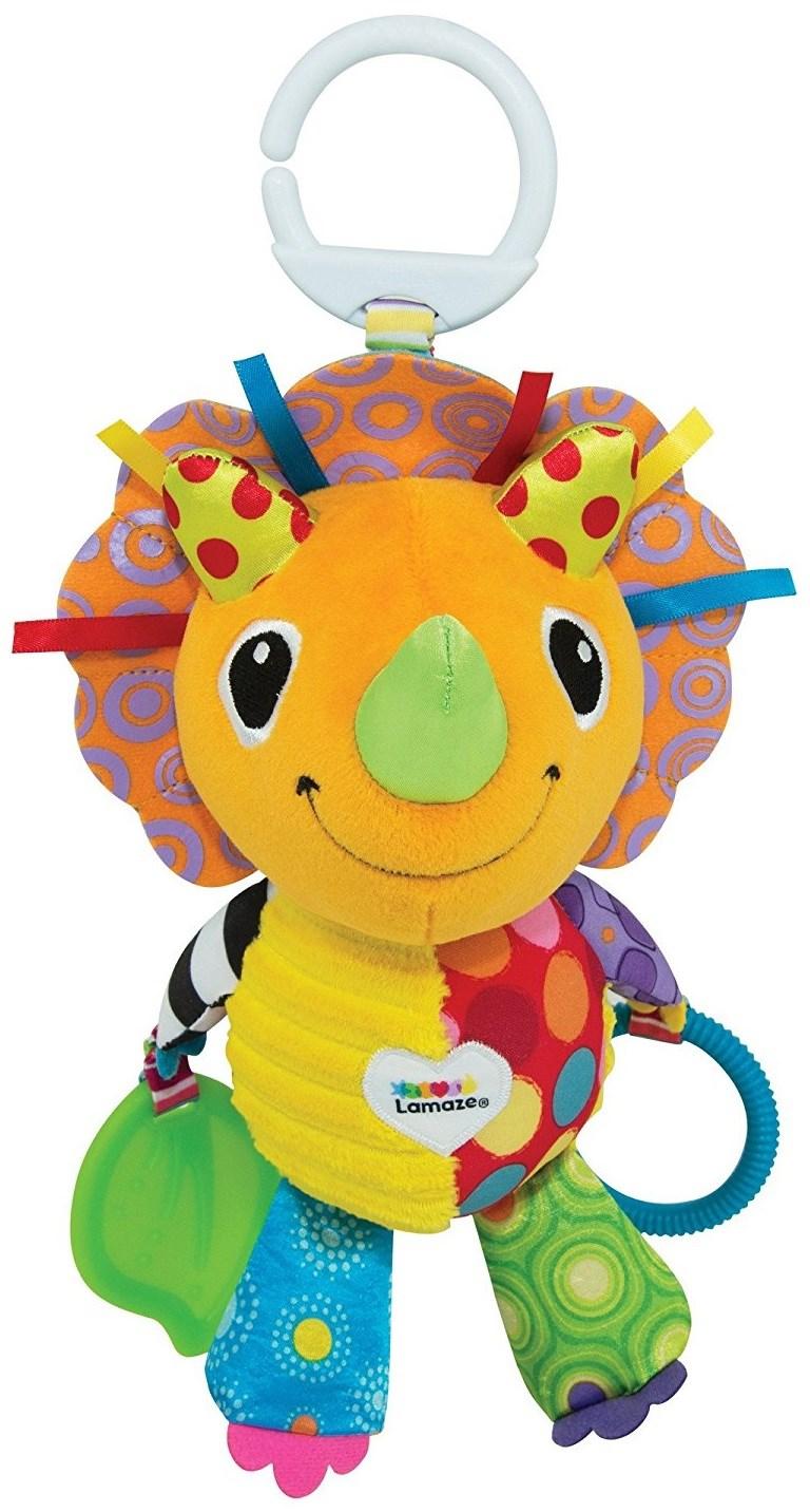 Мягкая подвесная игрушка Lamaze Динозаврик Дино