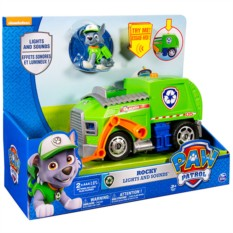 Игровой набор Paw Patrol Большой автомобиль спасателя