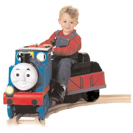Электропоезд Thomas The Tank Peg-Perego