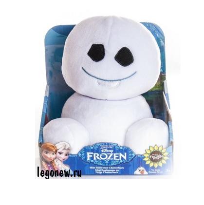 Мягкая игрушка Холодное сердце Мини Снеговичок (Disney)