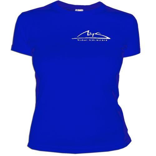 Женская футболка Michael Schumacher