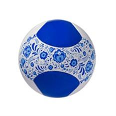 Мяч футбольный Гжель