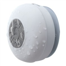 Белая беспроводная Bluetooth колонка stuckSpeaker