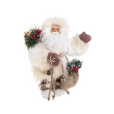 Новогодняя фигурка Дед Мороз с подарками