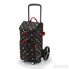 Сумка-тележка Citycruiserbag dots