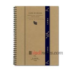 Альбом для рисования формата А4 LANA Livre De Dessin