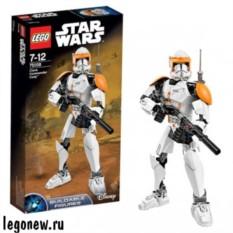 Конструктор Лего Клон-коммандер Коди Lego Star Wars