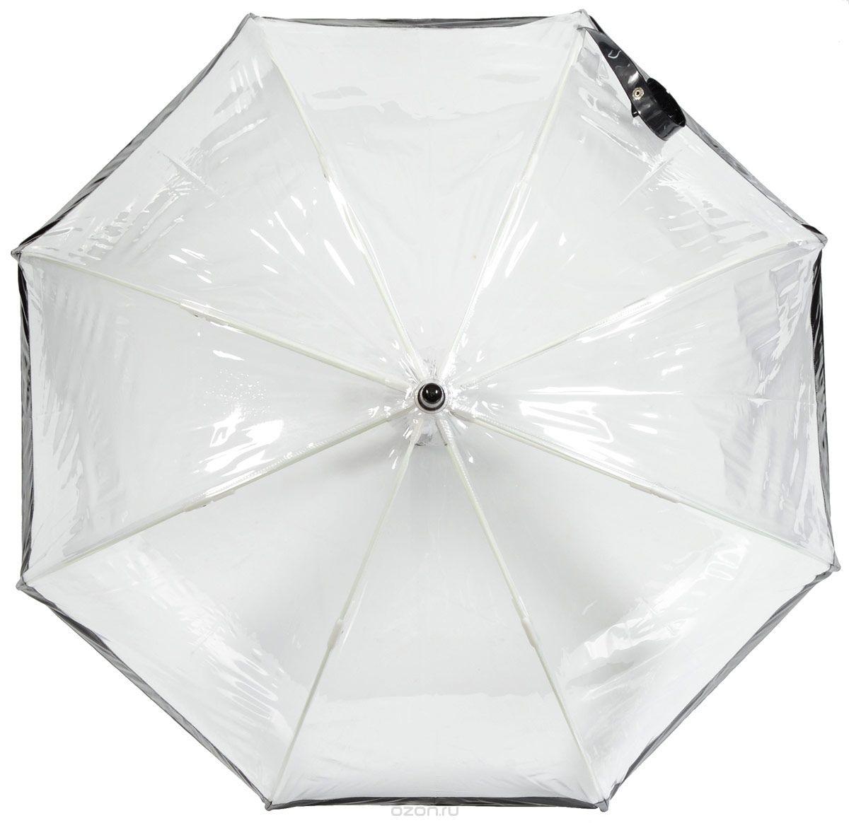 Черный детский зонт Fulton