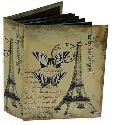 Фотоальбом-фолиант Париж на 200 фото