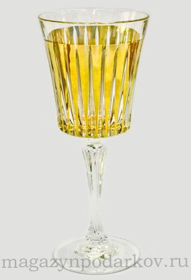 Набор из 6 бокалов для вина Cre Art Голливуд (240 мл)