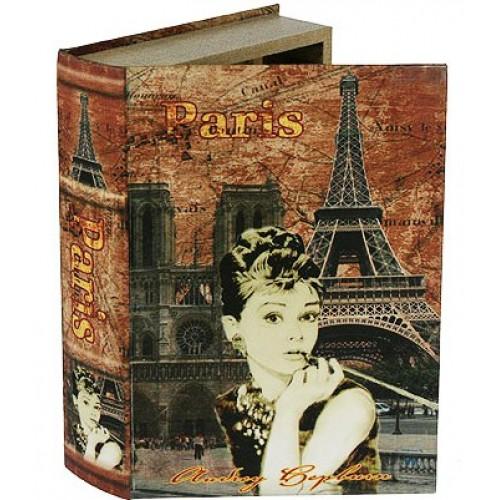 Набор шкатулок Парижский стиль