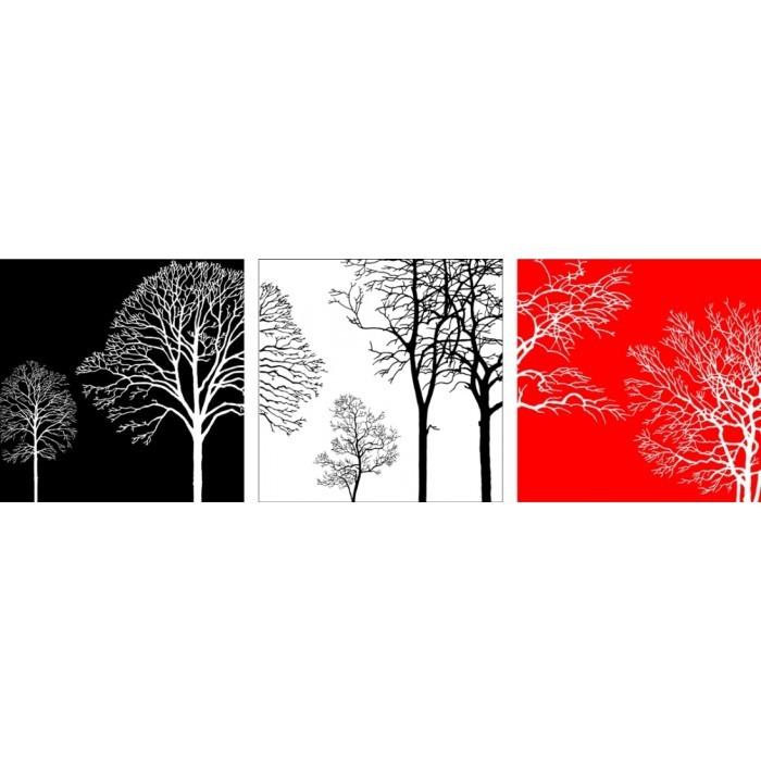 Черно белые картинки по номерам
