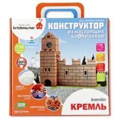 Конструктор «Кремль» из кирпичиков от Brickmaster
