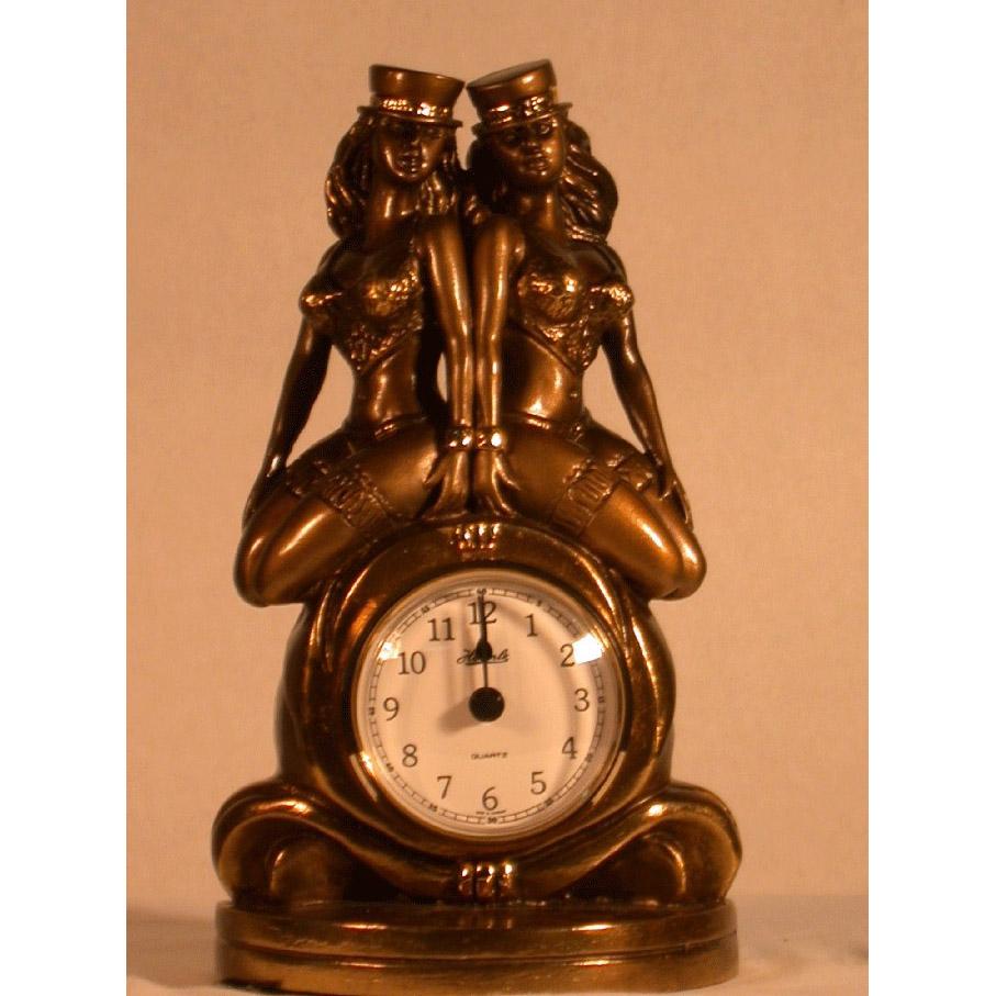 Часы «Близнецы (Знак Зодиака)»