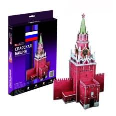 Пазл Спасская башня