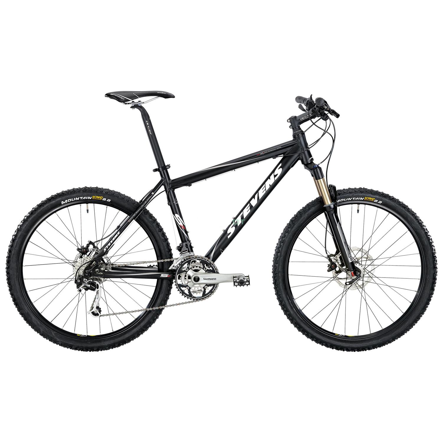 Велосипед Stevens S8 Velvet Black 20