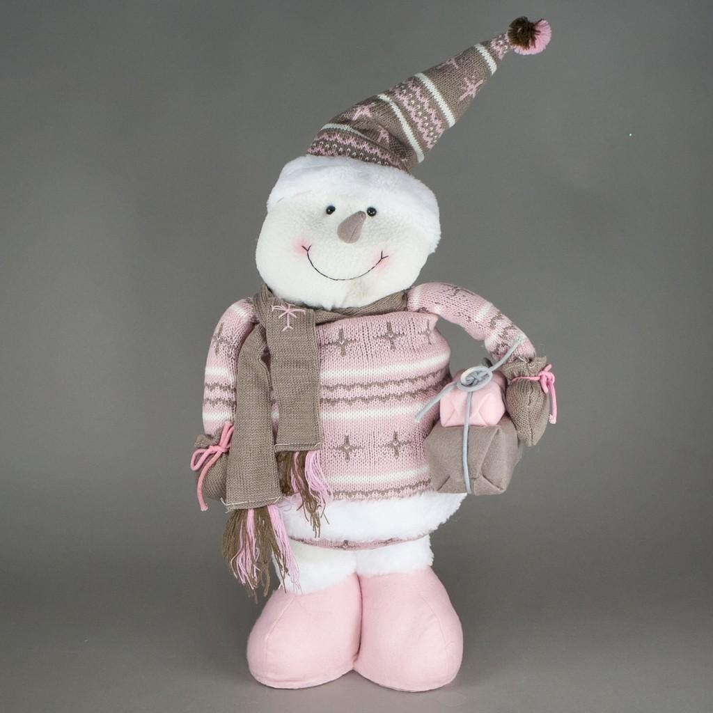 Снеговик «Ретро»
