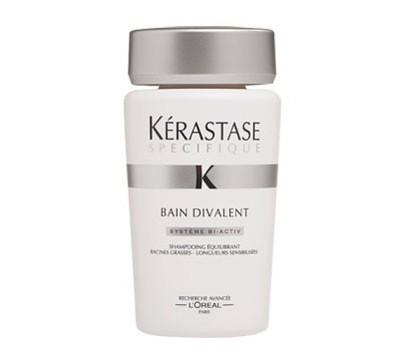 Шампунь Kerastase Bain Divalent, для жирных волос