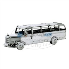 Статуэтка из металла Автобус Олдтаймер