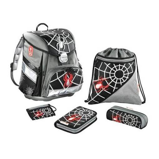 Школьный рюкзак с наполнением «Паук»