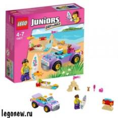 Конструктор Lego Juniors Поездка на пляж