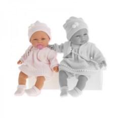 Кукла-малыш Соня в розовом Munecas Antonio Juan