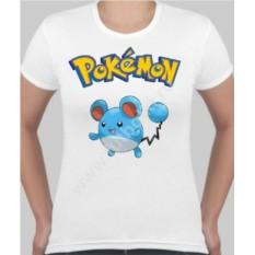 Женская футболка Pokemon Мышка