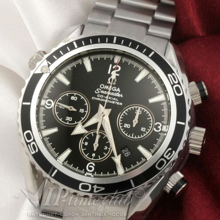Часы Seamaster Planet Оcean Chronograph Omega