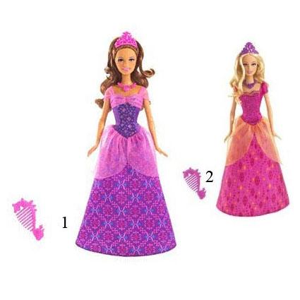 Барби «Хрустальный замок»