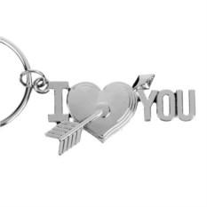 Брелок-признание I LOVE YOU