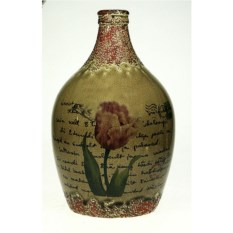 Керамическая ваза Тюльпан