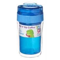 Термокружка Кофе-с-собой SISITEMA purpl