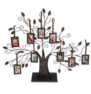 Подставка для фотографий «Вся семья»