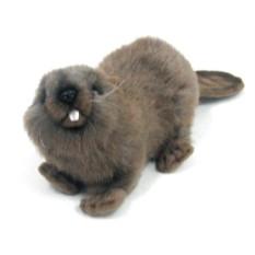 Мягкая игрушка Hansa Бобёр, 20 см