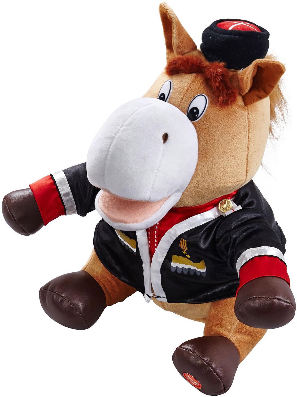 Поющая игрушка «Конь Атаман»