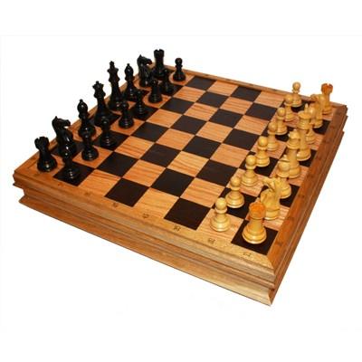 Шахматы Королевский гамбит