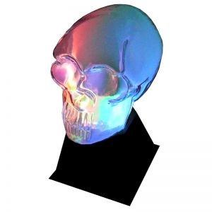 USB-светильник Плазменный череп