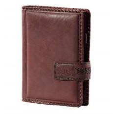 Кожаный ежедневник формата А5 «Деловой»