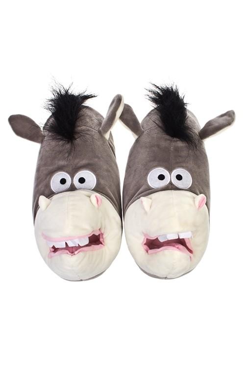 Тапочки Смешной ослик