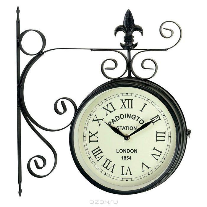 Двухсторонние часы