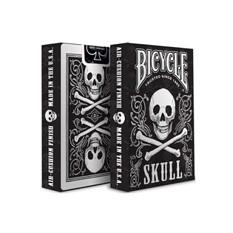 Карты Bicycle Skull