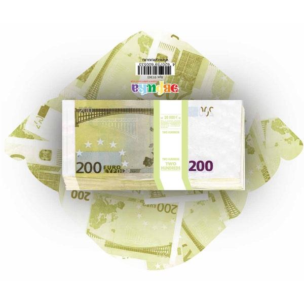 Конверт Гигант 200 евро, Эврика