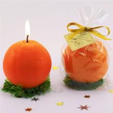 Свеча Апельсинка