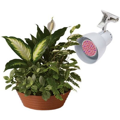 Светодиодный светильник для комнатных растений