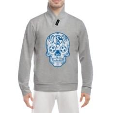 Мужская толстовка Schalke Мексиканский череп