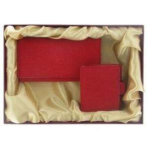 Подарочный набор из кожи ската