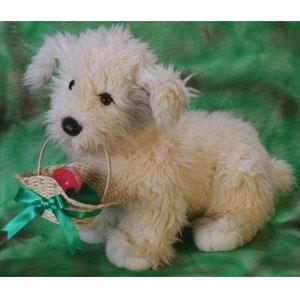 Праздничная собака