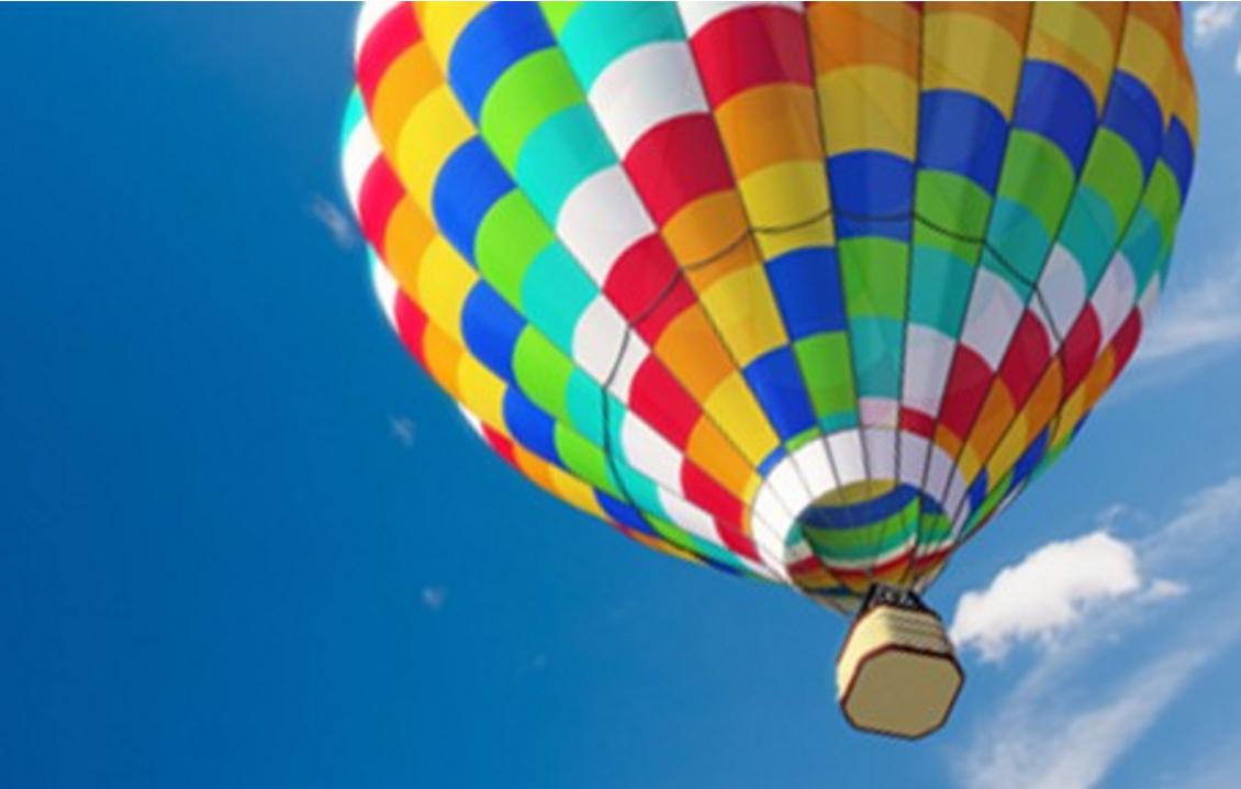 Впечатление в подарок Полет на воздушном шаре