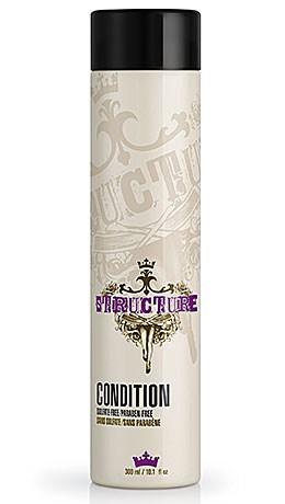 Кондиционер бессульфатный 300 ml. Structure