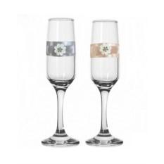 Набор свадебных бокалов №32